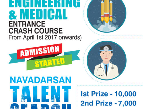 Navadarsan Talent Search Examination 2017